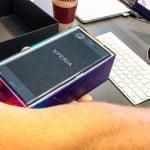 Sony Xperia XZ og X Compact anmelderkit (Foto: MereMobil.dk)