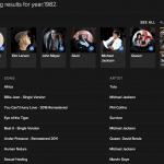 Find musik fra bestemt årstal (Foto: MereMobil.dk)