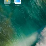 iPhone 7 / 7 Plus screenshot (Foto: MereMobil.dk)