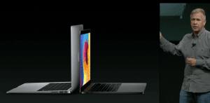 "Macbook Air 13"" vs Macbook Pro 13"" (Fra Apple event okt 2016)"
