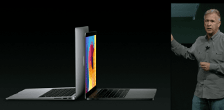 "Macbook Air 13"" vs Macbook Pro 13"" (Fra Apple event okt 2016)"