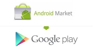 Fra Android Market til Google Play