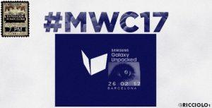 Er dette invitationen til lanceringen af Samsung Unpacked 2017, hvor det ventes Galaxy S8 offentliggøres?