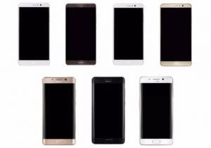 Huawei Mate 9 billede lækket af EvLeaks