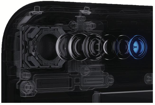 Kameraoptik i iPhone 7 Plus (Foto. Apple)