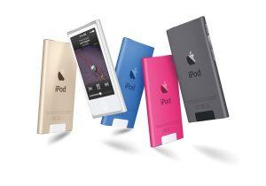 iPod Nano (7. generation) - 2012