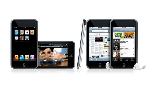 iPod Touch (1. generation) - 2007