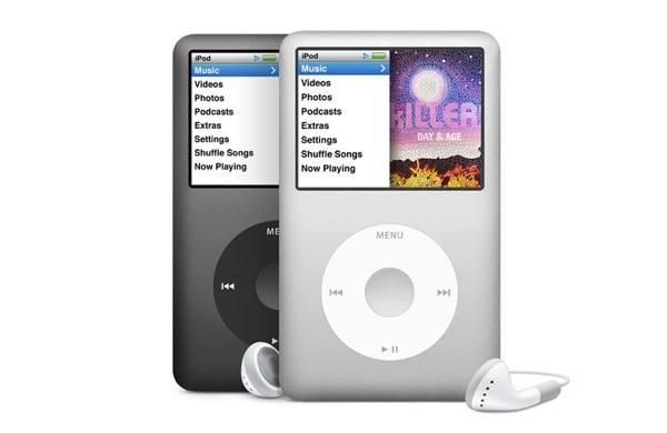 iPod Classic - 2007
