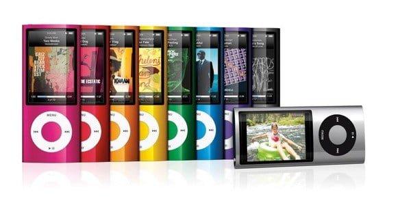iPod Nano (5. generation) - 2009