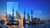 Xiaomi har præsenteret en koncepttelefon,Mi Mix, hvor skærmen fylder 91,3 procent af fronten.