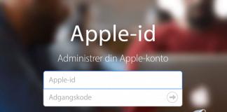 Sikkerheden på Apple ID kan forbedres med tofaktor-login (Foto: MereMobil.dk)