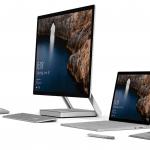Surface Studio og Surface Book i7 (Foto: Microsoft)