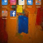 Screenshot fra Huawei Mate 9 Pro (Foto. MereMobil.dk)
