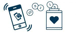 Skattefradragsdonation i MobilePay (Foto: MobilePay)