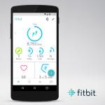 FItbit interface på app (Foto: Fitbit)