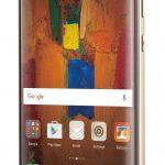 Huawei Mate 9 Pro - gold (Foto: Huawei)