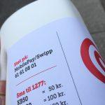 Støt Kræftens Bekæmpelse med mobilbetaling (Foto: MereMobil.dk)