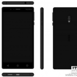 Kommende Nokia-telefon (Kilde: GSMArena.com)