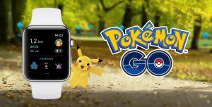 Pokémon Go klar til Apple Watch