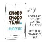 Choho Choko Yeah endelig klar til Android (Foto: Choko Choko Yeah)
