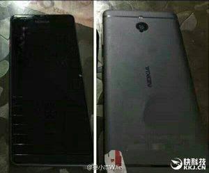 Billeder af det der ventes at være Nokia P (Kilde: KKJ.cn via Weibo)