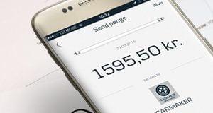 Betal regninger (Foto: MobilePay)