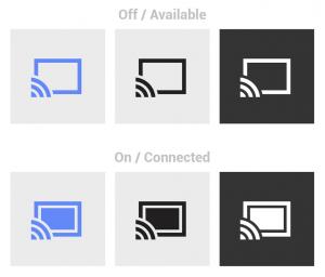 chromecast-ikoner