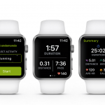 Endomondo på Apple Watch
