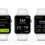 Endomondo på Apple Watch