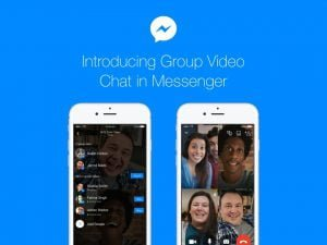 Facecbook Messenger videoopkald i grupper (Foto: Facebook)