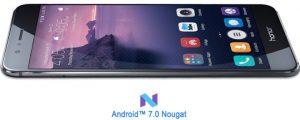 Honor 8 får Android 7.0 Nougat (Kilde: Pocketnow.com)