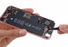 Reparation af iPhone 6S (Foto: iFixit.com)
