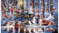 TIP: Julekort er ikke længere papir og postkasser. Detkan ogsåvære e-mail. Derfor kan de velkendte julemærker også købes digitalt.