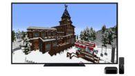 Det populære spil Minecraft er nu lanceret i en variant til Apple TV.