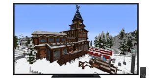 Minecraft er klar til Apple TV (Foto: Apple)