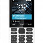 Nokia 150 og Nokia 150 Dual-SIM (Foto: Nokia)