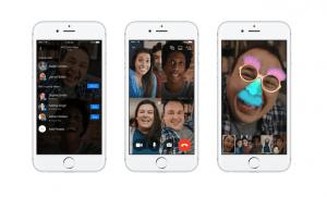 Facecbook Messenger videoopkald i grupper (Foto: Facebook)