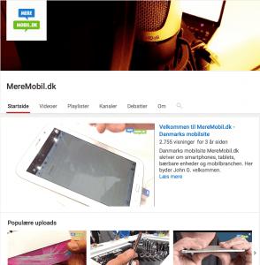 MereMobil.dk YouTube-kanal (Foto: MereMobil.dk)