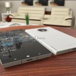 Billeder af den måske kommende Microsoft Surface Phone (Foto: Weibo.com (KJuma))