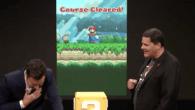 Apple Stores har lagt Super Mario Run på demotelefonerne, og spillet har været været promoted på et stort amerikansk talkshow.