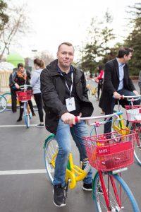 John G. hos Google i San Fransisco - december 2016 (Foto: MereMobil.dk(