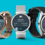 Hvilke smartwatches får Android Wear 2.0