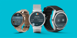Hvilke smartwatches får Android Wear 2.0