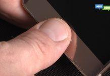 Fingeraftrykslæseren på Mate 9 Pro er vildt hurtig (Foto: MereMobil.dk)
