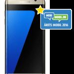 Samsung Galaxy S7 Edge er Årets Mobil 2016 (Foto: 1030.dk)