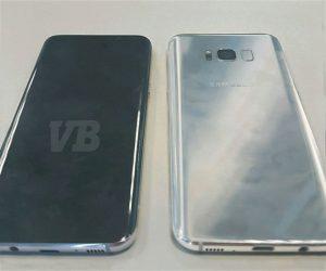 Billede af Galaxy S8 fra Samsung (Foto: Venture Beat)