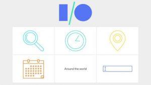 Invitationen til Google I/O 2016 (Foto: Google)