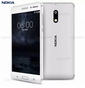 Nokia 6 (Kilde: GSMArena.com)