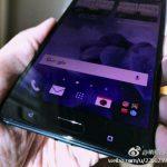 Lækket billede af HTC U Ultra - Ocean
