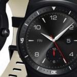 LG G Watch R (Foto: LG)